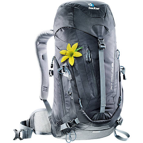 Рюкзак туристический женский Deuter ACT Trail 22 SL black (3440015 7000)