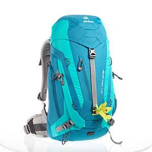 Рюкзак туристический женский Deuter ACT Trail 22 SL petrol/mint (3440015 3217)