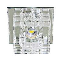 Светильник точечный светодиодный FERON JD106 COB 10W  3000K прозрачный