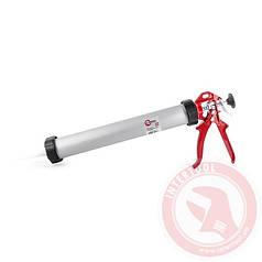 Пистолет для выдавливания силикона INTERTOOL HT-0026