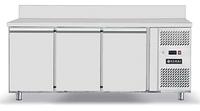 Стол морозильный  PROFI LINE 700 - 3-дверный с боковым расположением агрегата