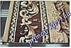 """Синтетическая дорожка эконом-сегмента Gold Karat Цветочная Греция"""", цвет бежевый, фото 2"""