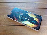 "Пластиковый чехол MARVEL  для iPhone 6/6s ""Капитан Америка"""