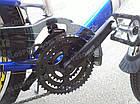 Дорожный велосипед Azimut Gamma 26x355, фото 5