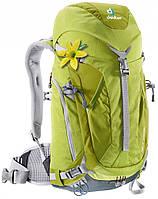 Рюкзак туристический женский Deuter ACT Trail 20 SL apple/moss (34402 2212)