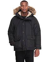 Куртка Steve Madden, XL, Black, OMA051H
