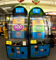 Автоматы в выдачей призовых  билетов (редемпшн)