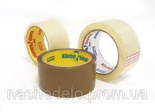 Скотч упаковочный коричневый 45 мкм * 200 м (точная намотка)