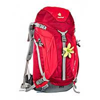 Рюкзак туристический женский Deuter ACT Trail 28 SL cranberry/fire (34422 5560)