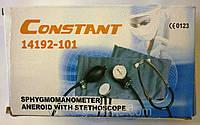 Домашня аптечка, тонометр Constant 14192-101, домашні тонометри, стежимо за тиск, для здоров'я, ручний