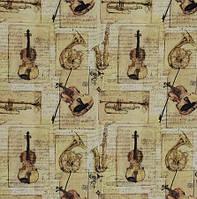 Ткань для штор хлопок Испания