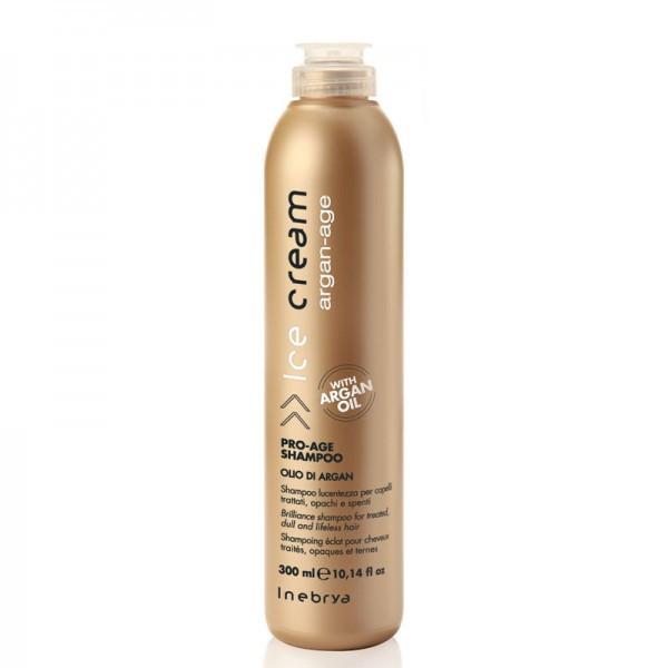 Шампунь с аргановым маслом для окрашенных волос Inebrya