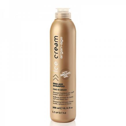 Шампунь с аргановым маслом для окрашенных волос Inebrya, фото 2