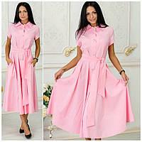 Платье нарядное длины миди, фото 1