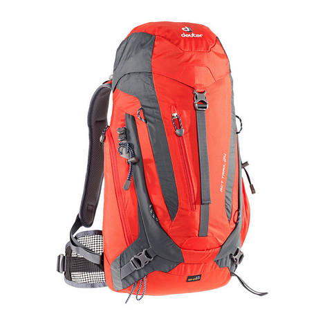 Рюкзак туристический Deuter ACT Trail 24 papaya/granite (3440115 9403)