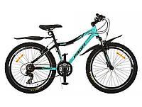 """Подростковый спортивный велосипед Profi Liners XM261 24"""" AL."""