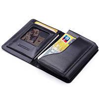 Портмоне для карточек Teemzone K355 Black
