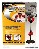Детская боксерская груша Punching Ball Set