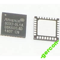 Микросхема ATHEROS AR8032-BL1A 8032-BL1A 3 штуки