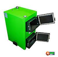 Котел твердотопливный Энерджи Грин (Energy Green) Компакт 14 кВт с автоматикой, фото 1