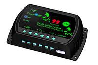 Контроллер заряда SCA 1210 + USB , 10А
