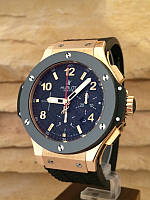 Часы Hublot Big Bang Rose Gold 18k (Механика).