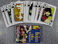 Карты сувенирные  ROCK IDOLS The Beatles Yellow Submarine