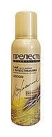 Лак для волос Прелесть Professional Decor Серебро с блестками - 125 мл.