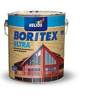 Средство для защиты дерева Bori Tex Ultra 2.5л, HELIOS Group