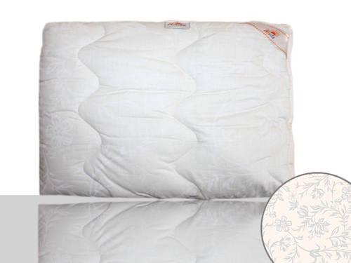 Одеяло силиконовое полуторное (белое)