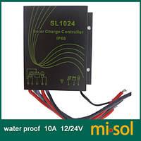 Водонепроницаемый контролер заряда ALTEK ASL1024 с пультом ДУ