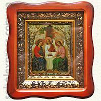 Троица (под дубом) 9291. 10х12 Багет