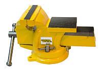 Тиски 125 мм, поворотные, Mastertool 07-0212