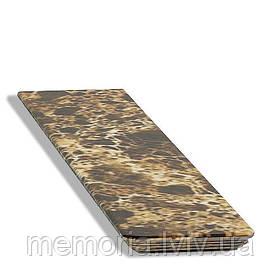 Перила мармур Emperador Gold (ширина до 150) 30мм
