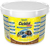 Tetra CICHLID ST.10L/2,9kg - палочки для цихлид
