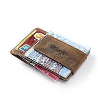 Зажим для денег Teemzone MS K308 Brown