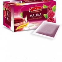 Чай фруктовый Celmar Malina (малина) Польша  20 пакетиков (34г)