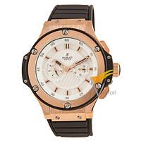 Мужские механические часы Hublot King Power Gold (Хаблот)