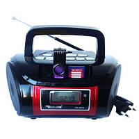 Радио-бумбокс Golon RX-662Q