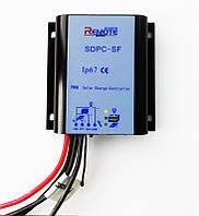 Водонепроницаемый контролер заряда Remout SD7C-SF 12/24В , 10А, фото 1