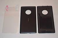 Задняя черная крышка для Nokia Lumia 830 + ПЛЕНКА В ПОДАРОК