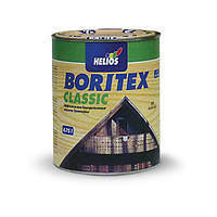 Средство для защиты дерева Bori Tex Classic 0.75л