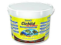 Tetra CICHLID XL 10L/1,9kg - большие хлопья для цихлид