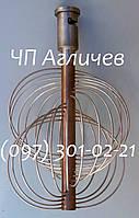 """Венчик прутковый """"улитка"""" на кремовзбивалку Керипар Савария (Keripar Savaria NH-60)"""