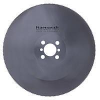 Пильные диски их HSS-DMo5 стали 225x2,0x40 mm, 120 Zähne, HZ, Karnasch (Германия)