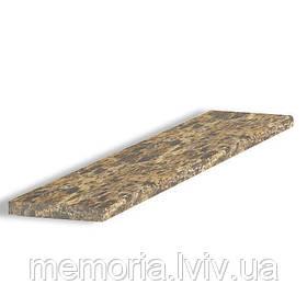 Сходинка натуральный мармур Emperador Gold (L x h) 30мм