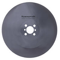 Пильные диски их HSS-DMo5 стали 450x4,0x50 mm, 120 Zähne, HZ, Karnasch (Германия)