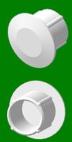Заглушка дюбеля потолочный карниз