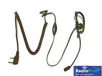 №03 Гарнитура для рации микрофон на штанге