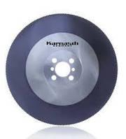 Пильные диски из HSS-DMo5 стали с покрытием 350x2,5x50 mm, 120 Zähne, HZ Karnasch (Германия)